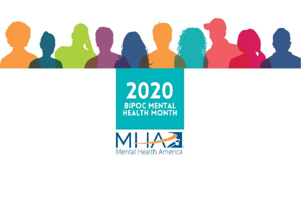 BIPOC Mental Health Month 2020