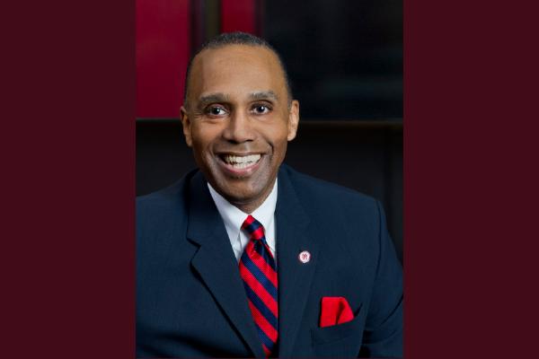 Bio Photo Of Dean Leonard M. Hayes